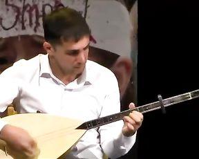 Концерт Шивана Первара в Новосибирске в подержкуКурдам езидам ирака