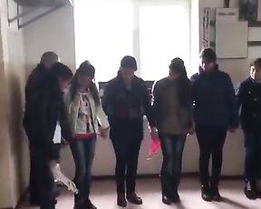 Рустам Махмудян в гостях у школьников Шамирама