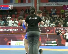 Малхас Амоян выиграл чемпионат Европы